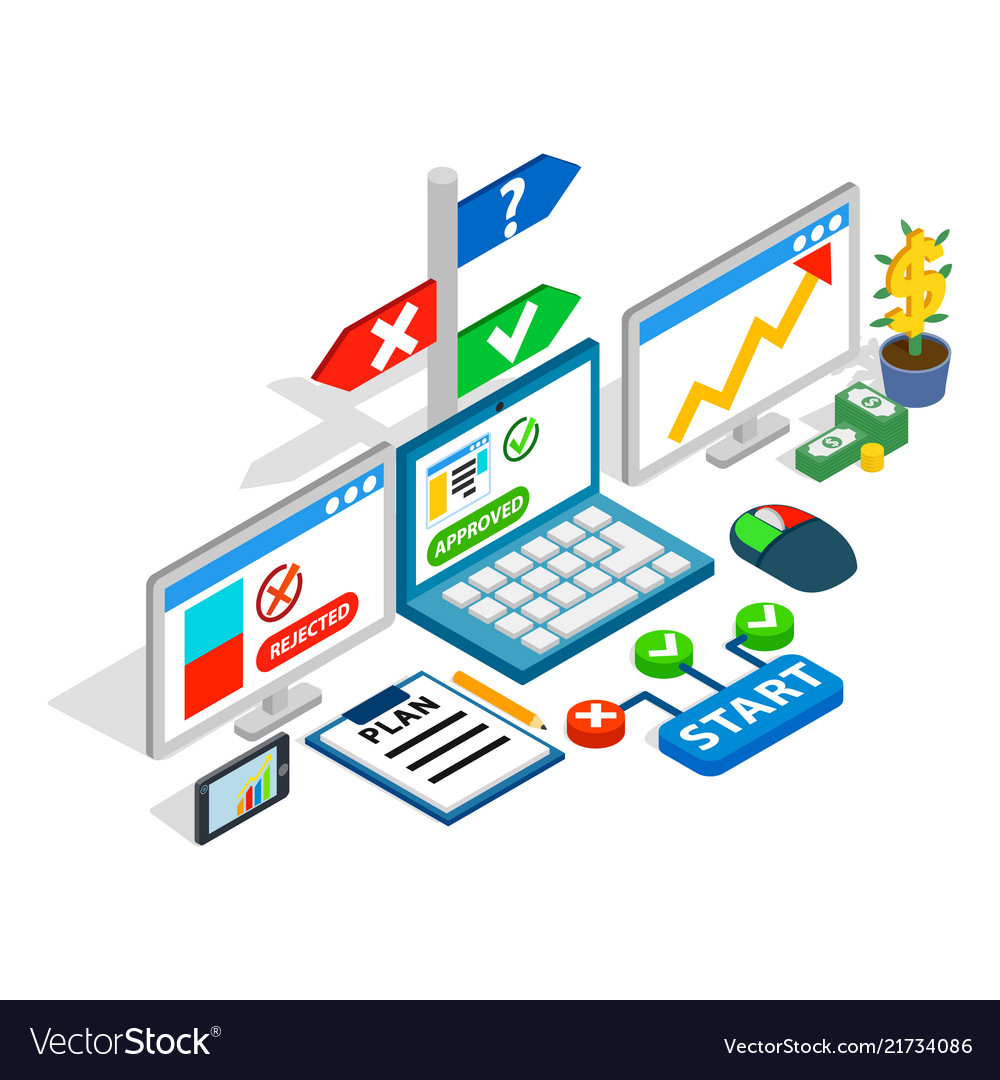 Free financial clipart graphics image library download Finance plan clip art isometric style image library download