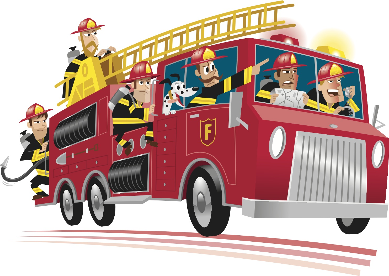 Free fire department clipart downloads png stock Download Free png Download Cartoon Fire Truck Png Images Clipart PNG ... png stock