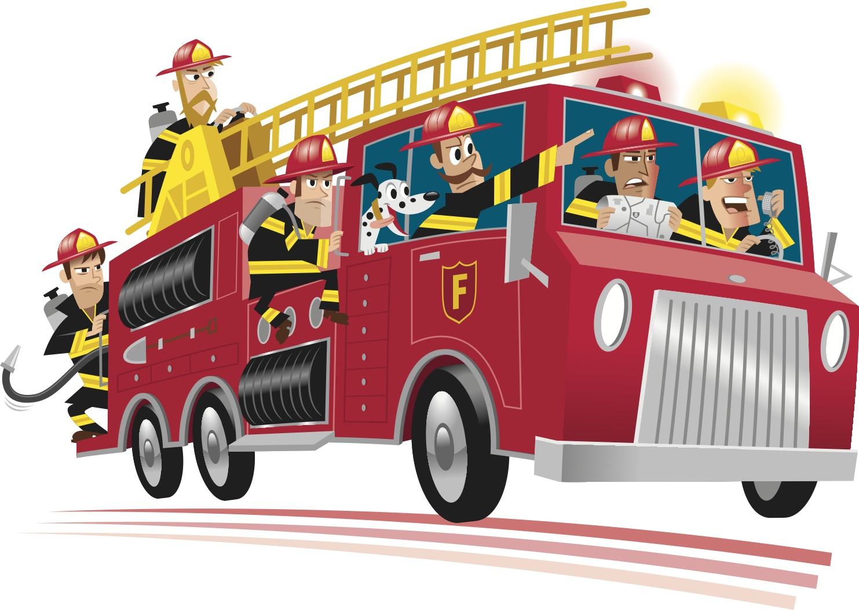 Free fire department clipart downloads. Download png cartoon truck