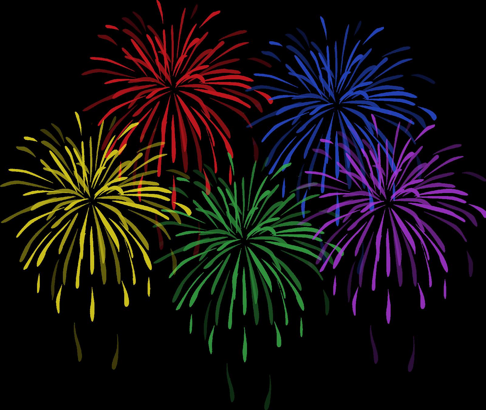 Firework clip art download. Free fireworks images clipart