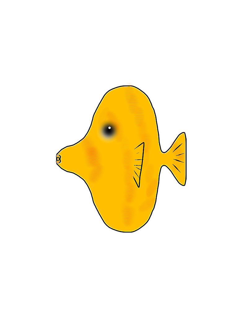 Sad fish clipart vector library library Free Fish With Bubbles, Download Free Clip Art, Free Clip Art on ... vector library library