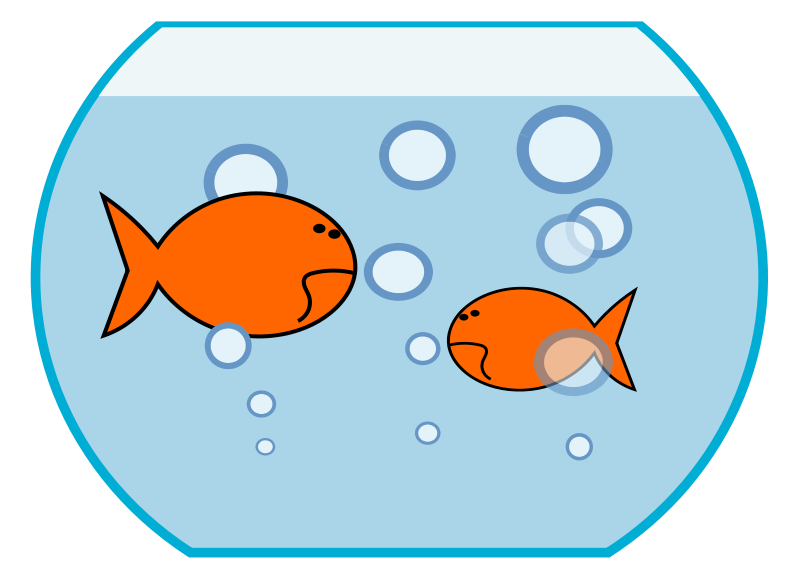 Free fish bowl clipart clip art library download House Fingerplays - Mansfield Richland County Public Library clip art library download