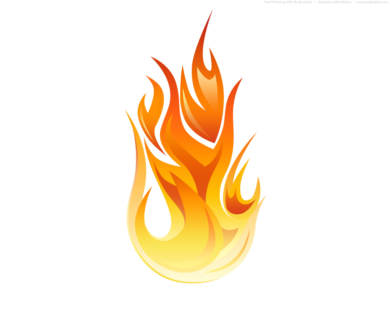 Free flames clipart vector royalty free download Flame Clip Art Free | Clipart Panda - Free Clipart Images vector royalty free download