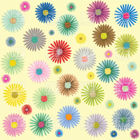 Free floral background clipart. Cliparts download clip art