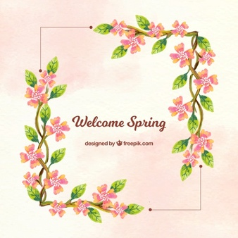 Free floral background images image freeuse library Floral Background Vectors, Photos and PSD files | Free Download image freeuse library