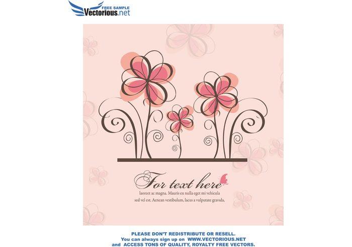 Free floral images download graphic transparent Vector spring floral background - Download Free Vector Art, Stock ... graphic transparent