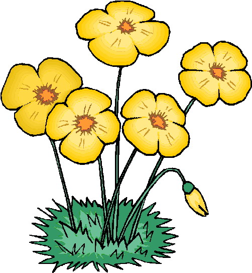 Free flower clipart png clip art download Free Flower Clipart - The Best Flowers Ideas clip art download