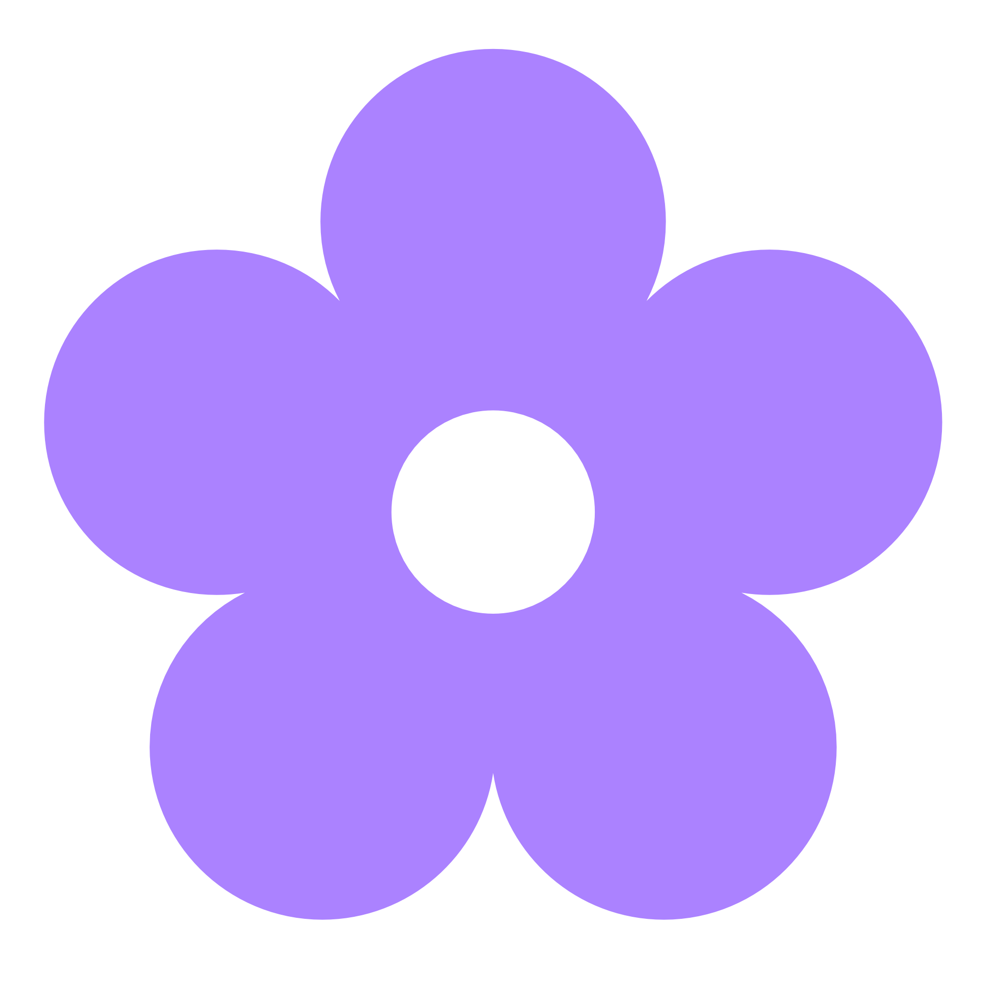 Flowers cliparts free download png transparent Flowers purple flower clip art free clipart images - Clipartix png transparent