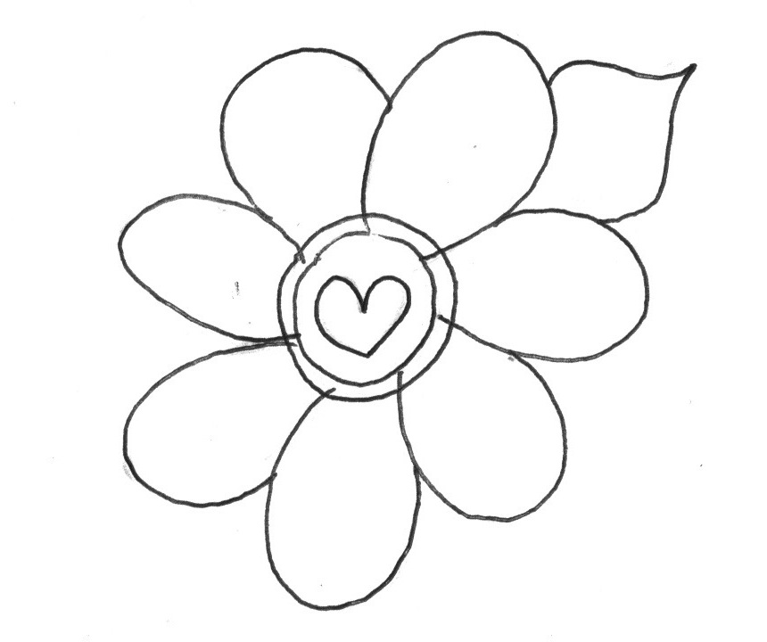 Free flower images to print image transparent library Click here to download this spring flower coloring page inside ... image transparent library