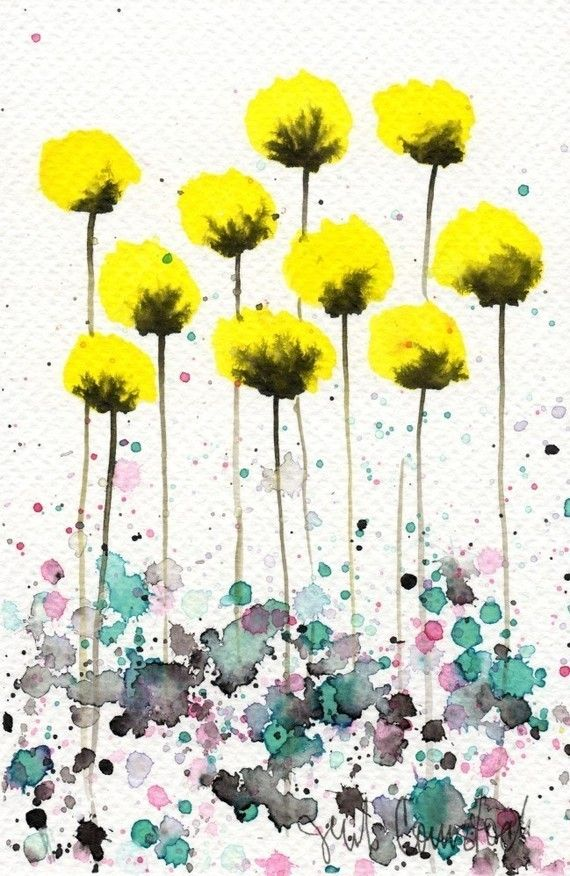 Free flower images to print vector library library 17 Best images about Watercolor on Pinterest | Watercolour, Giclee ... vector library library