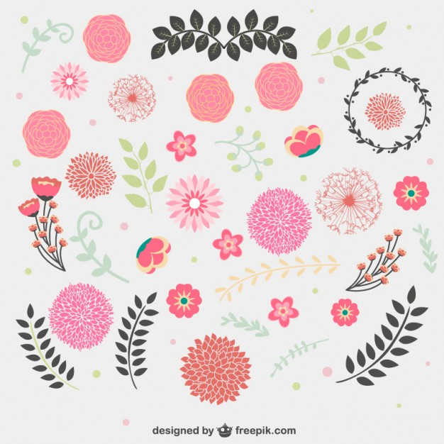 Free flowers graphics banner library library Free graphics flowers - ClipartFest banner library library
