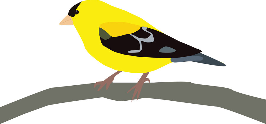 Free flying goldfinch bird clipart image free download Free American Goldfinch Cliparts, Download Free Clip Art, Free Clip ... image free download