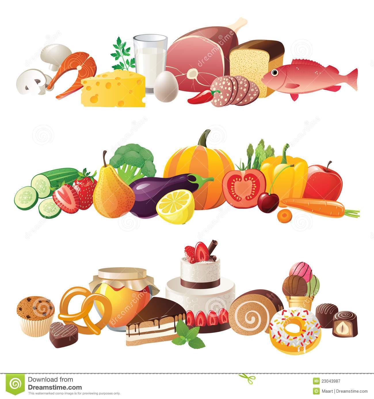 Free pictures of food clipart. Images portal