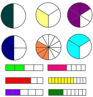 Free fraction clipart for teachers. Rectangle cliparts download clip