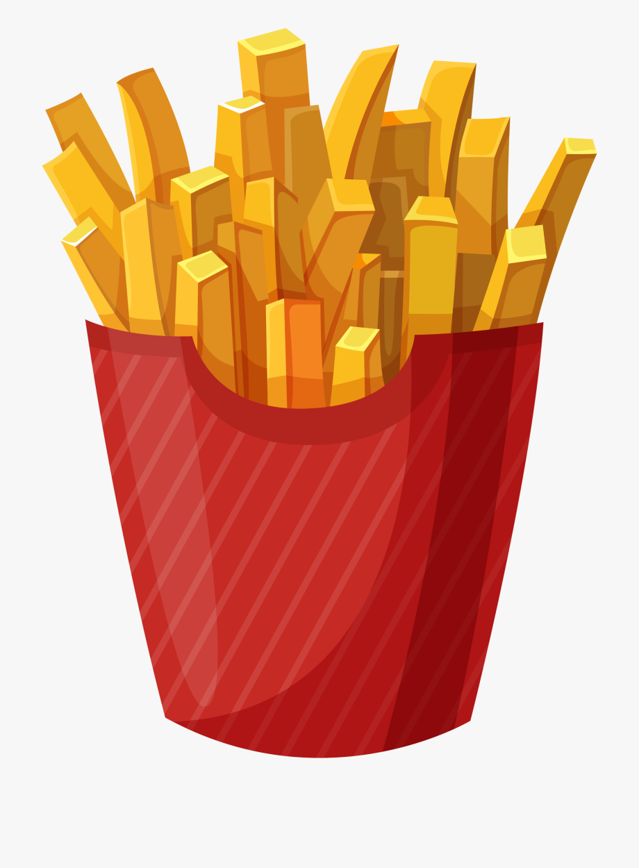Fries cartoon clipart graphic black and white download Plate Of French Fries Clip Ar - French Fries Clip Art Png #57595 ... graphic black and white download