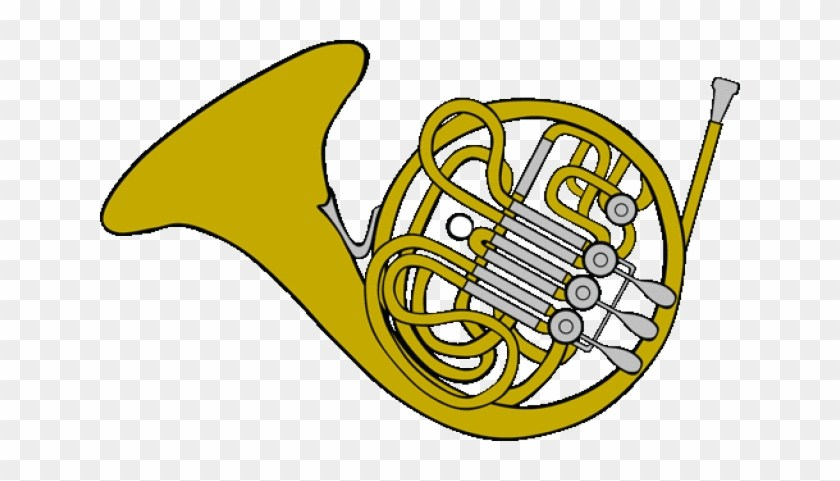 Free french horn clipart clip royalty free library French horn clipart free 5 » Clipart Portal clip royalty free library