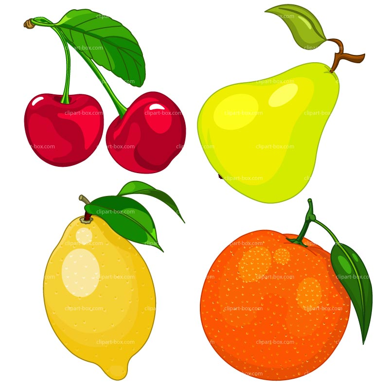 Free fruit clipart images clip black and white stock Free Images Of Fruit, Download Free Clip Art, Free Clip Art on ... clip black and white stock