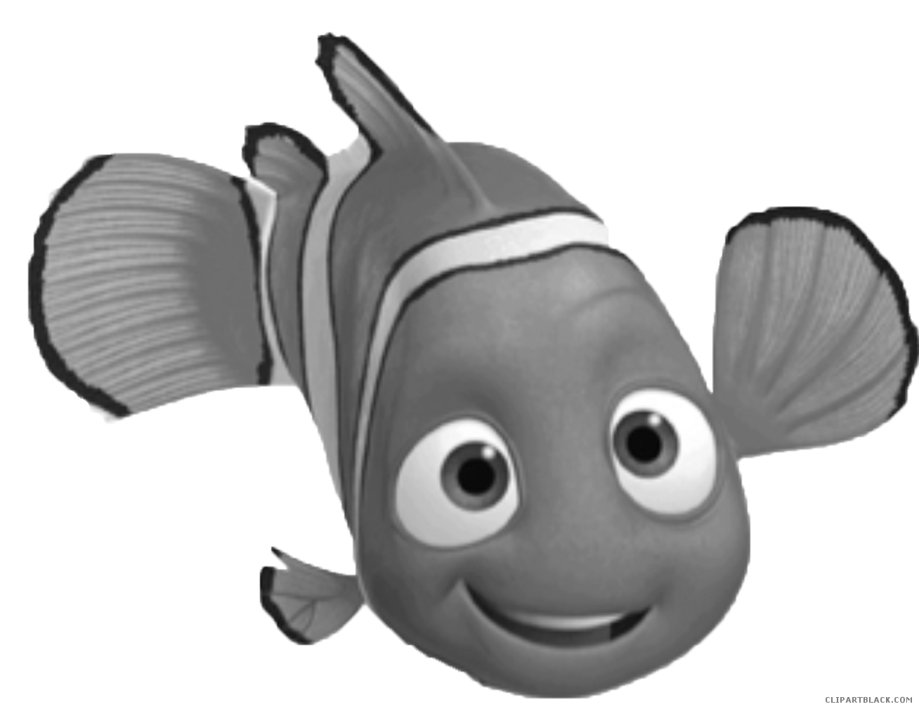 Free funny fish clipart svg library library Funny Fish Clipart - ClipartBlack.com svg library library