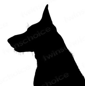Free german shepherd silhouette clipart clip art German Shepherd Silhouette | Dogs | German shepherd dogs, Dog ... clip art