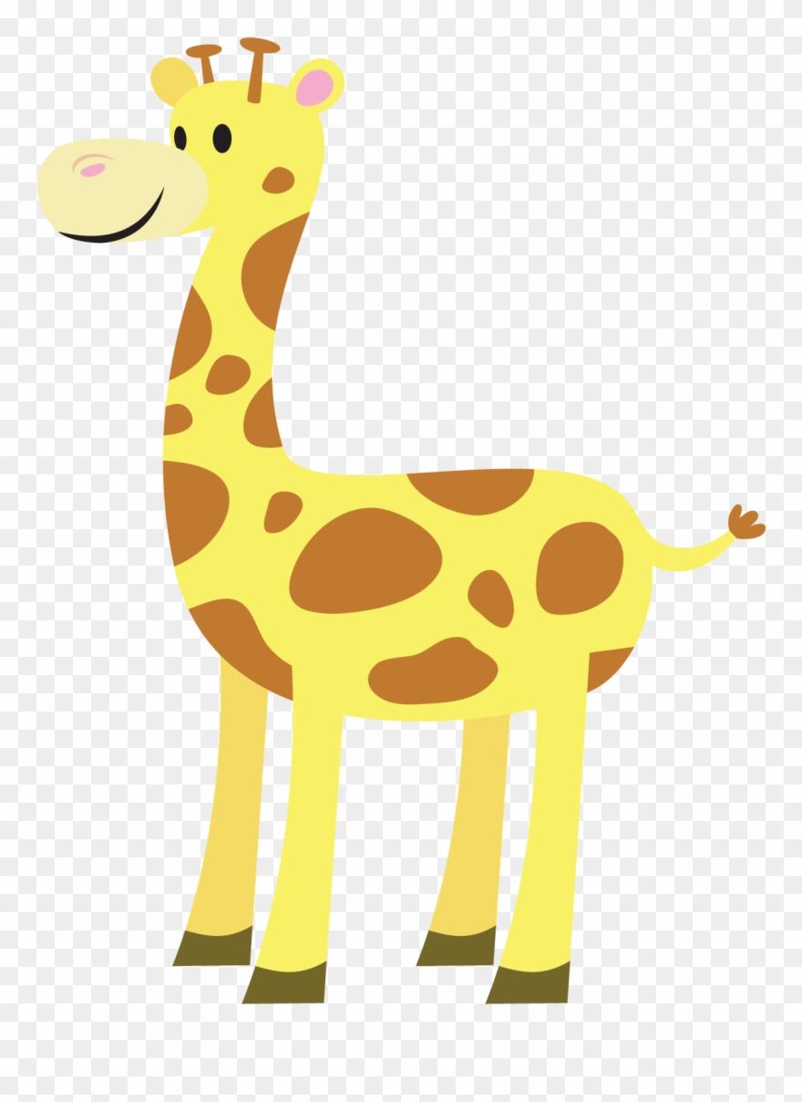 Free giraffe cartoon clipart image free stock Cute Giraffe Clipart - Free Giraffe Clip Art - Png Download (#112442 ... image free stock