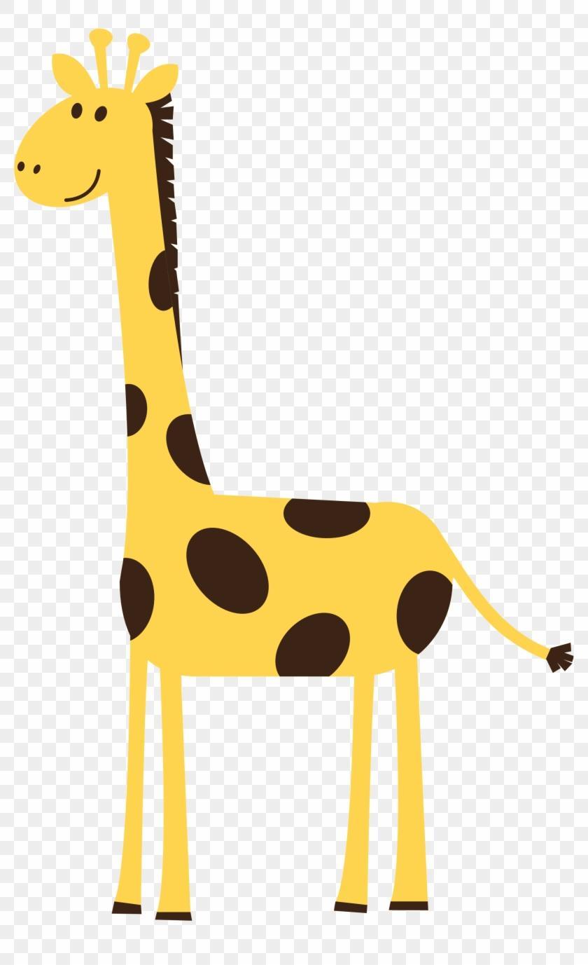 Free giraffe cartoon clipart graphic black and white stock Best Free Cartoon Giraffe Clip Art Images » Free Vector Art, Images ... graphic black and white stock