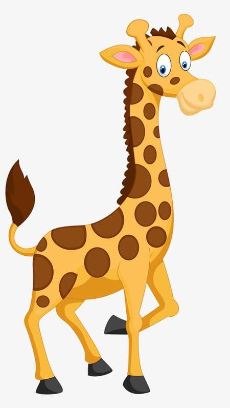 Girrafe clipart vector transparent stock Animal Giraffe PNG, Clipart, Animal, Animal Clipart, Cartoon ... vector transparent stock