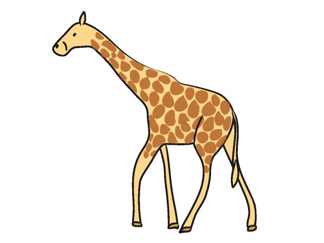Free giraffe clipart. Download clip art on