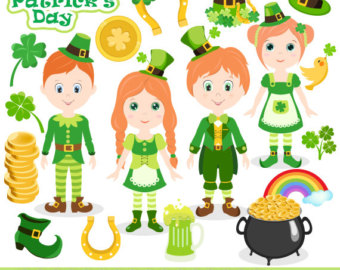 Free girl leprechaun clipart png stock Free Girl Rainbow Cliparts, Download Free Clip Art, Free Clip Art on ... png stock