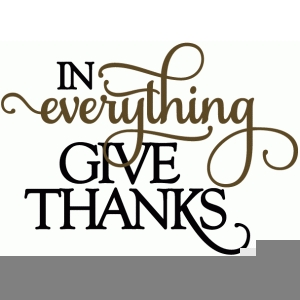 Free give thanks clipart jpg In All Things Give Thanks Clipart | Free Images at Clker.com ... jpg