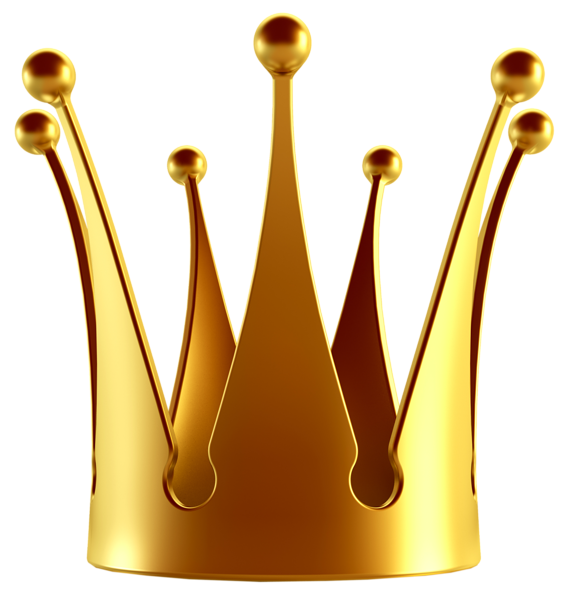 Gold crown transparent background - crazywidow.info graphic library download