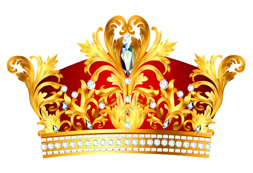 Free gold crown clipart images vector free library gold crown png - Free PNG Images | TOPpng vector free library