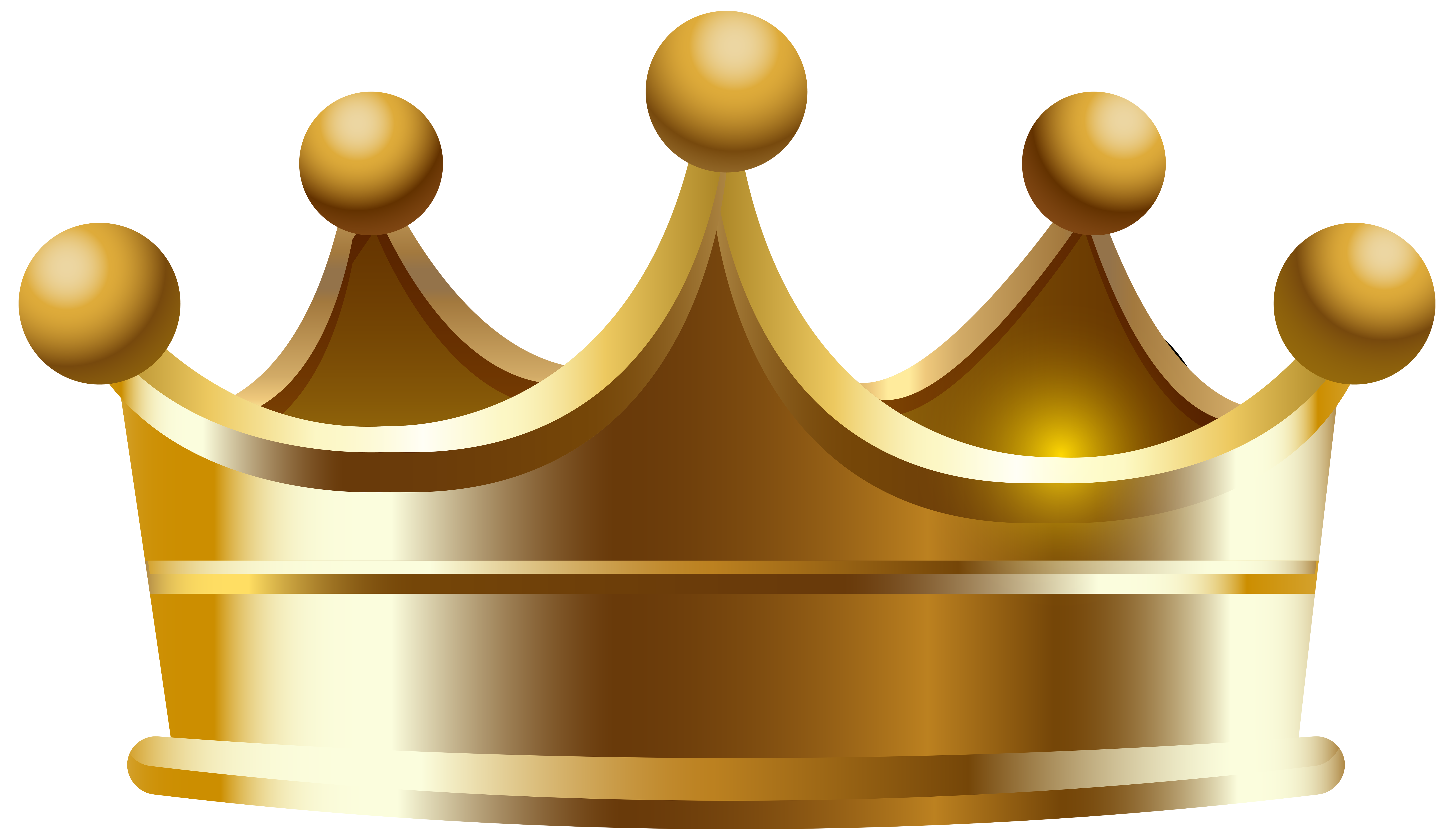 Free gold crown clipart images png transparent stock Crown Clip art - Crown PNG Transparent Clip Art Image 8000*4625 ... png transparent stock