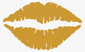 Free gold lips clipart clip royalty free library Gold Lips PNG Images | PNG Cliparts Free Download on SeekPNG clip royalty free library