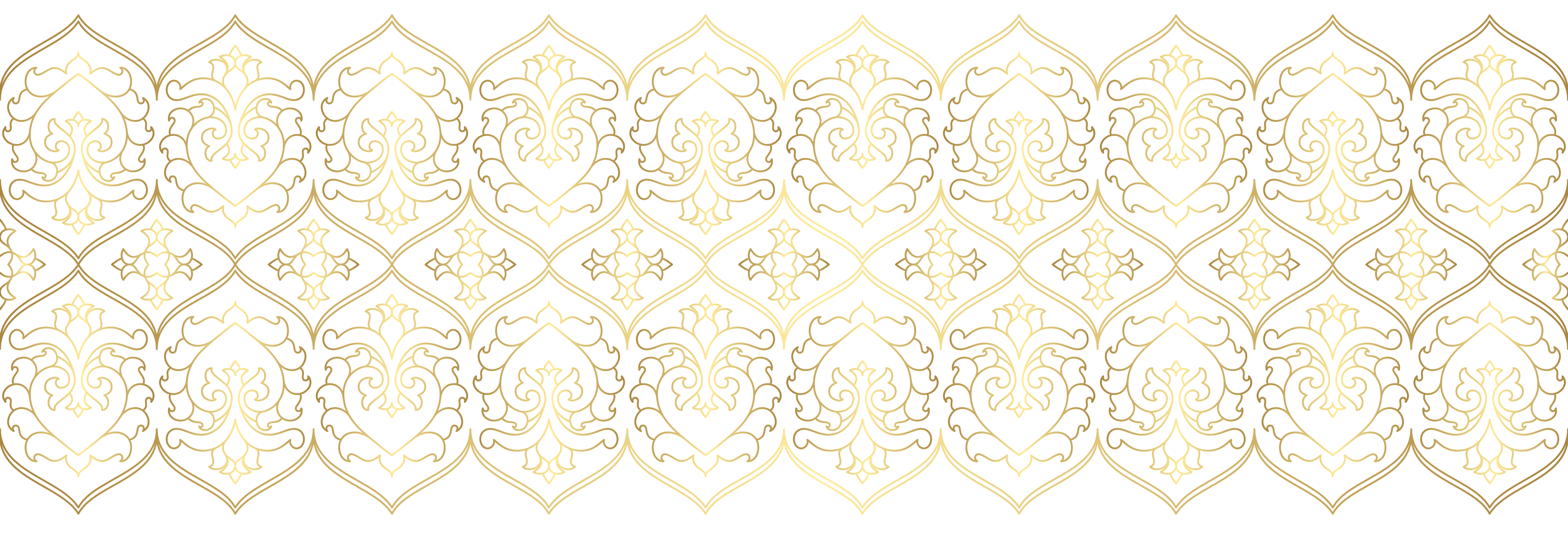 Free gold snowflake clipart png library library Gold Decorative Boreder PNG Clip Art Image | Gallery Yopriceville ... png library library