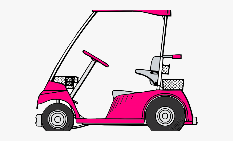 Free golf cart clipart images picture black and white library Golf Clipart Cute - Golf Cart Clipart #384336 - Free Cliparts on ... picture black and white library