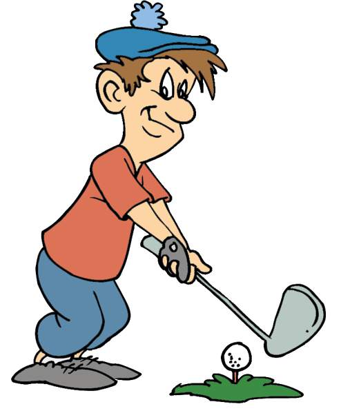 Golfer clipart free clipart Free golf clipart images image 0 - Cliparting.com clipart