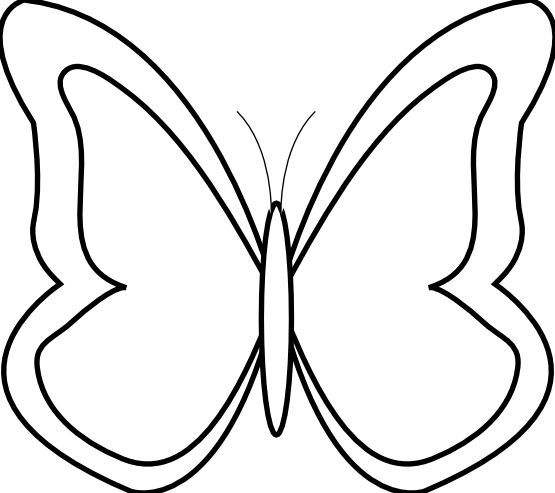 Free google butterfly clipart jpg royalty free stock Google Images Clip Art free of fish | butterfly 26 black white ... jpg royalty free stock