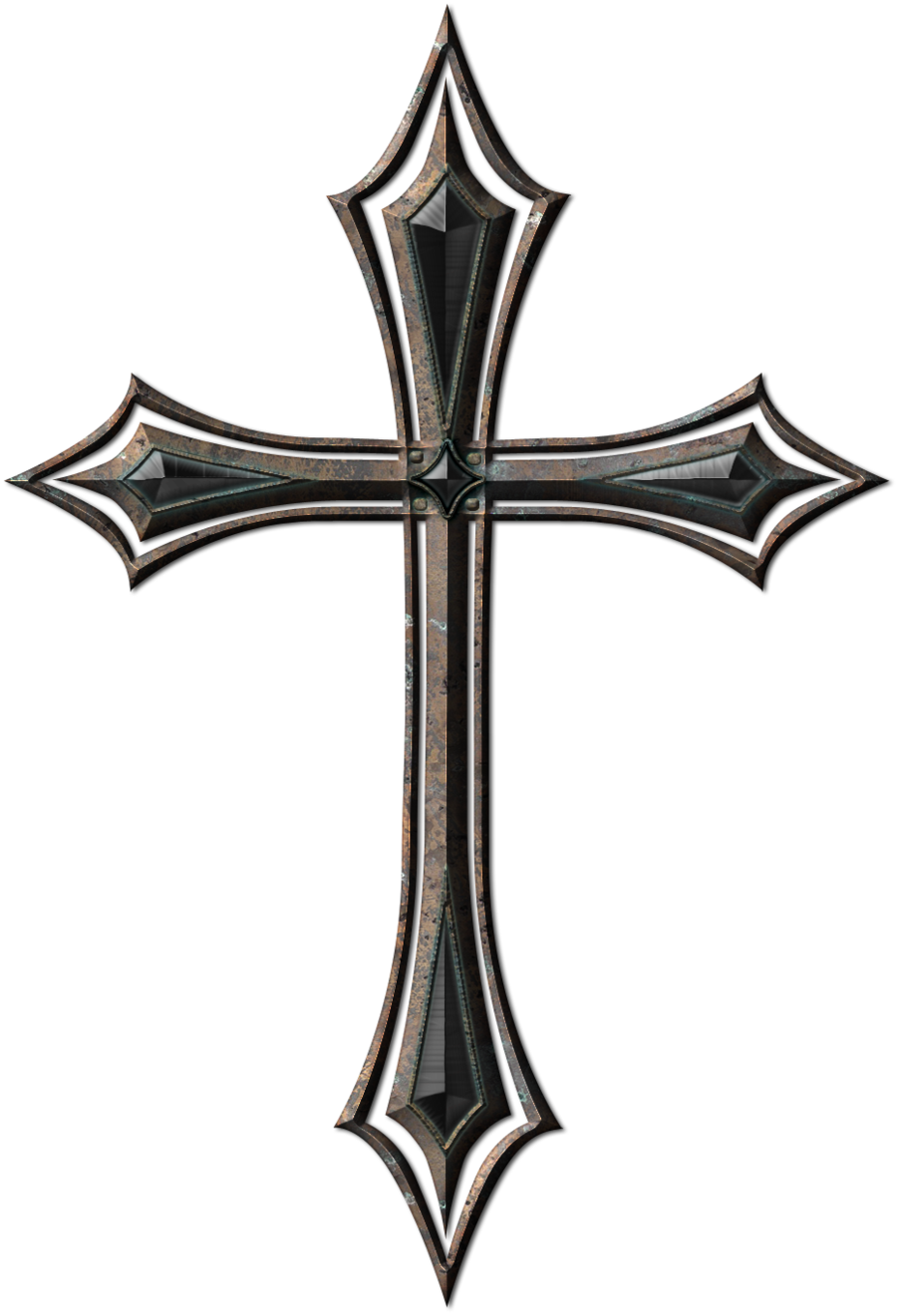 old metal cross - Google Search | God | Pinterest | Tattoo, Tattoo ... vector library library