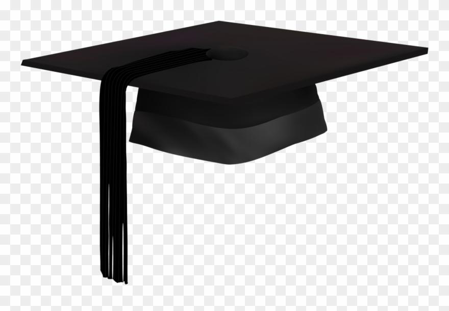 Png images hat. Free graduation cap clipart black and white transparent background