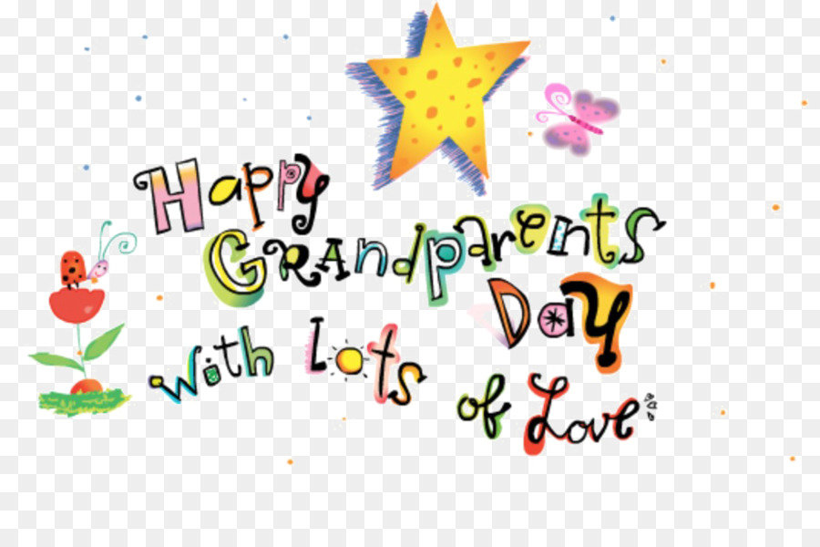 Free grandparents day clipart. Labor graphic design png