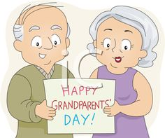 Free grandparents day clipart.  best images in