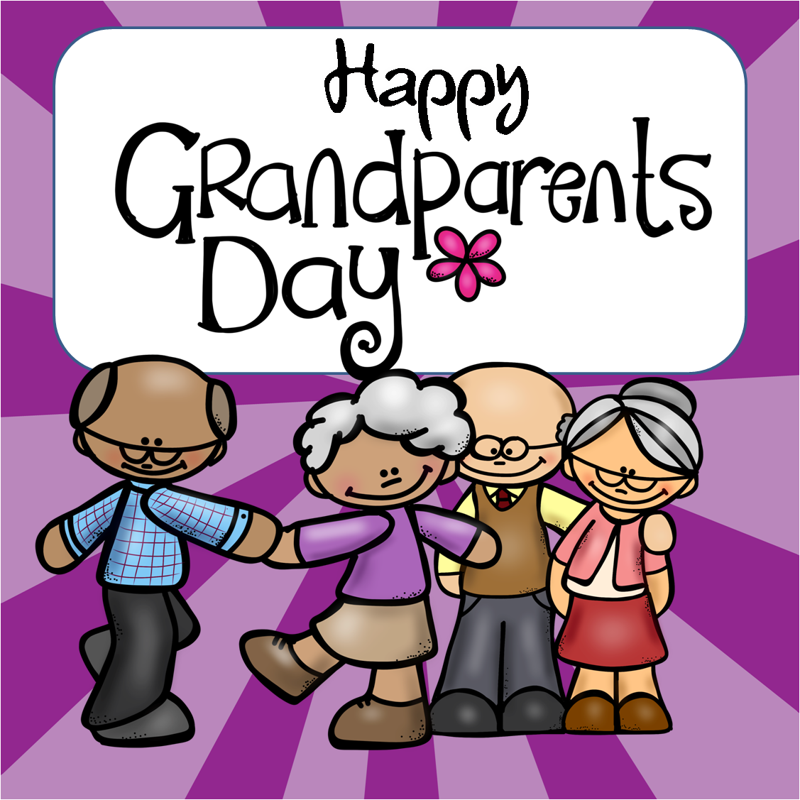 Download best . Free grandparents day clipart