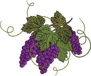 Grape clip art images. Free grapes clipart