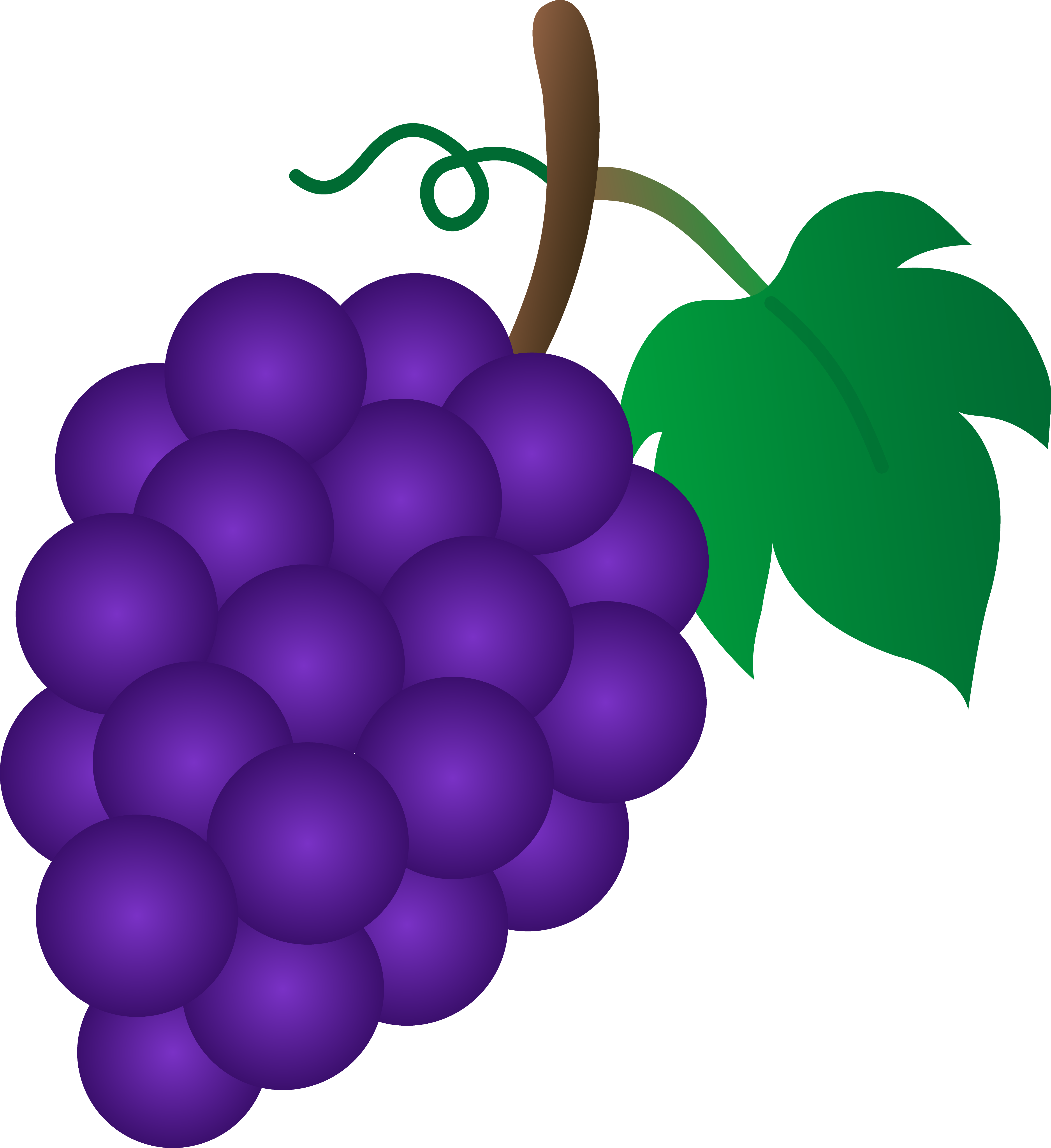Free grapes clipart. Art download clip on
