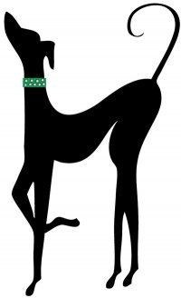 Clipart greyhound image black and white library Free Free Cliparts Greyhound, Download Free Clip Art, Free Clip Art ... image black and white library