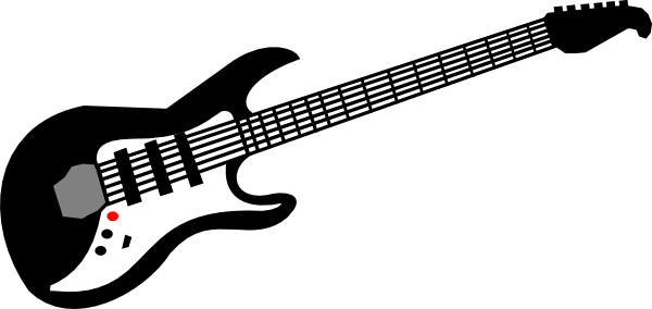 Guitar images free clipart svg black and white stock Guitar Clip Art Royalty Free | Clipart Panda - Free Clipart Images svg black and white stock