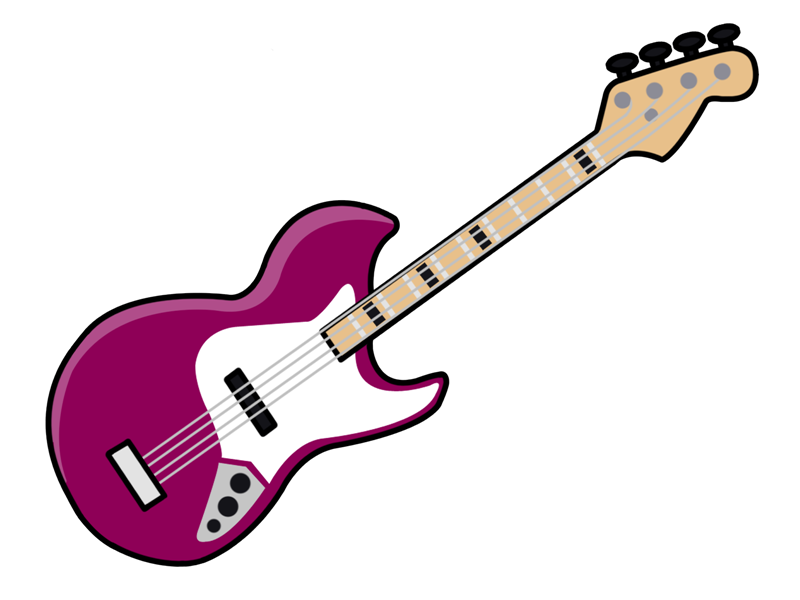 Purple guitar clipart graphic royalty free Free Free Guitar Clipart, Download Free Clip Art, Free Clip Art on ... graphic royalty free