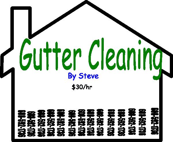 Free gutter clipart. Clip art at clker