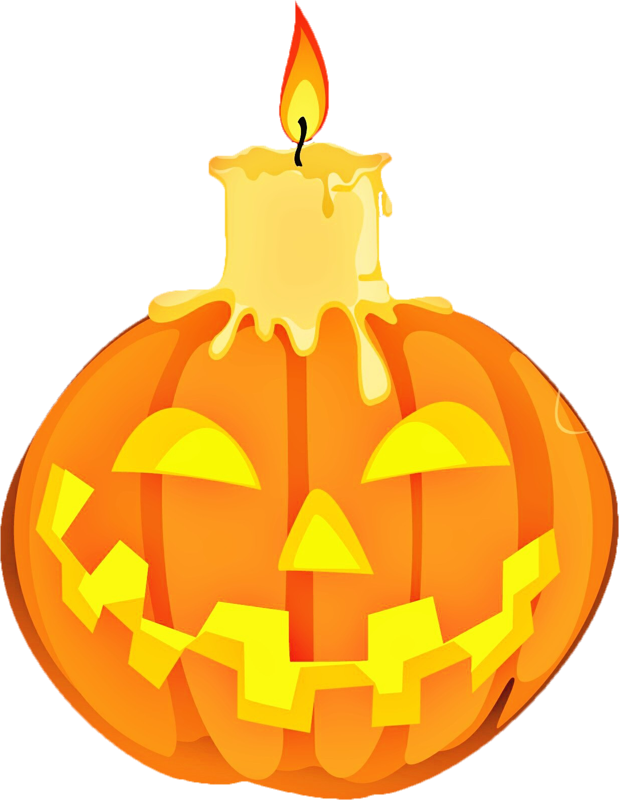 Free halloween background clipart clip library stock Free Halloween PNG Images clip library stock