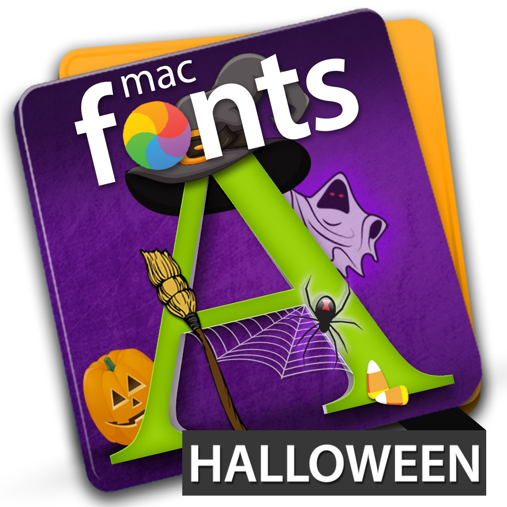 Free halloween clipart for mac jpg royalty free library macFonts Halloween   Macware jpg royalty free library